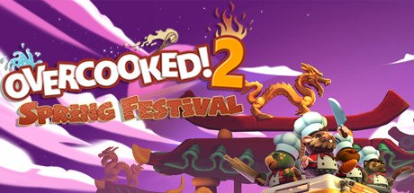 Overcooked 2 Spring Festival - 2020 - PLAZA