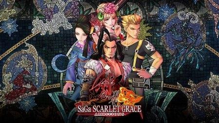 SaGa SCARLET GRACE AMBITIONS - SKIDROW