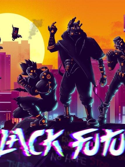 Black Future 88 Collectors Edition - 2020 - PLAZA