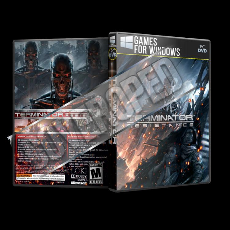 Terminator Resistance - GOG