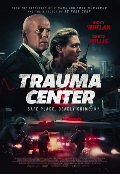 Travma Merkezi | Trauma Center 2019 m1080p BluRay Aksiyon, Gerilim DuaL OpeD
