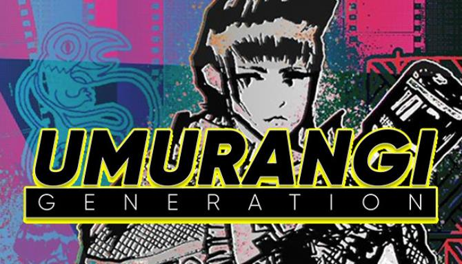Umurangi Generation - 2020 - DARKSiDERS