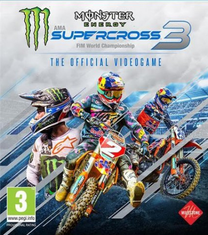 Monster Energy Supercross The Official Videogame 3 - 2020 - CODEX