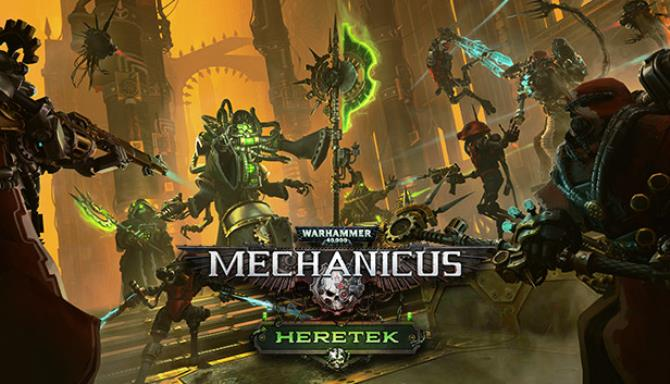 Warhammer 40000 Mechanicus Heretek v1.4.0 - 2020 - CODEX