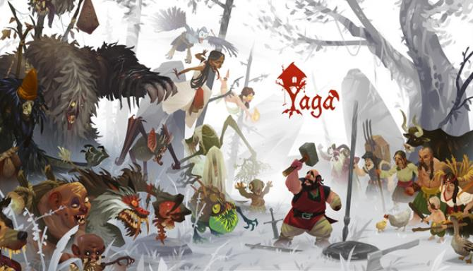 Yaga Bad Fate - 2020 - CODEX